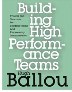 Building High Performance teams: Systems and Structures for Empowering Transformation