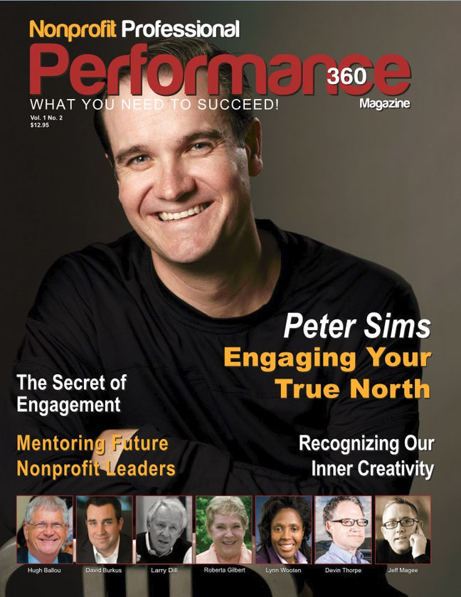 Nonprofit Professional Performance 360 - Issue #2