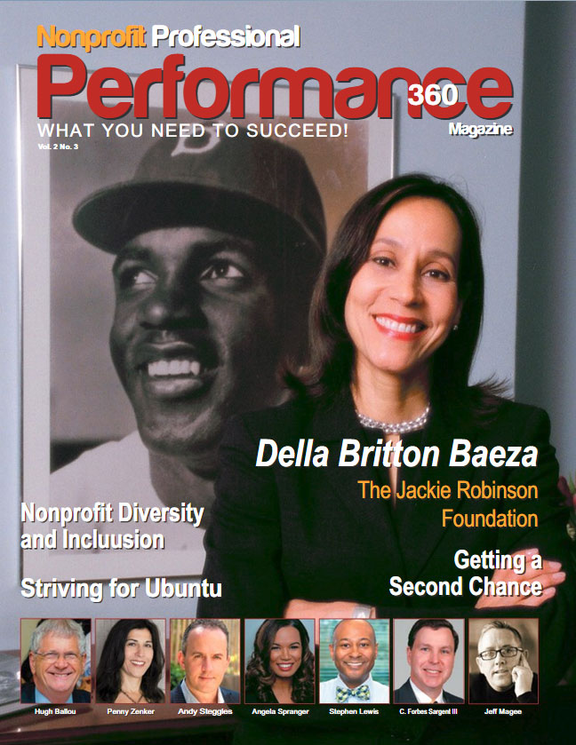 Nonprofit Professional Performance 360 - Issue #5