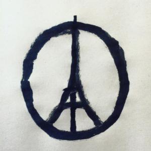 Paris-peace-sign