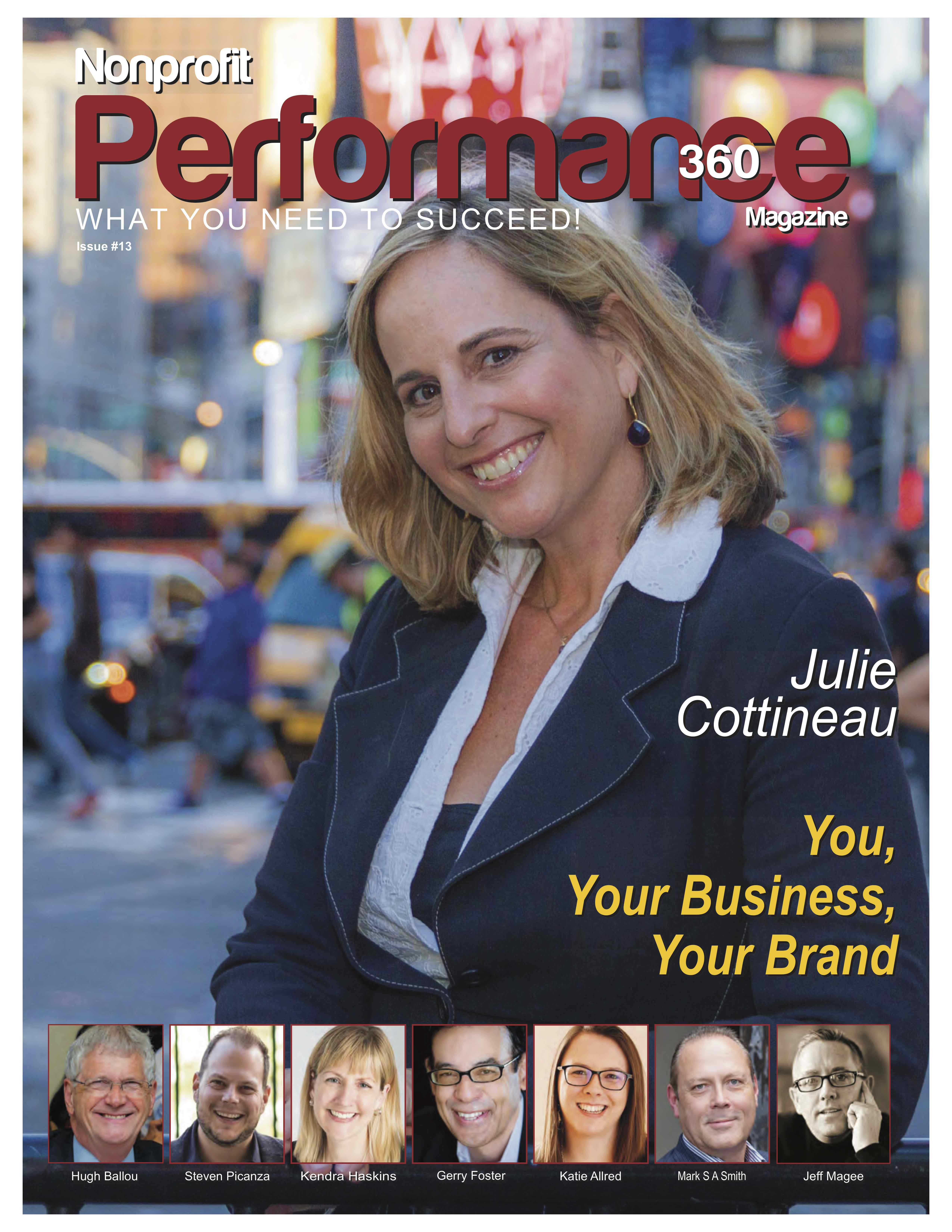 Nonprofit Professional Performance 360 - Issue #13